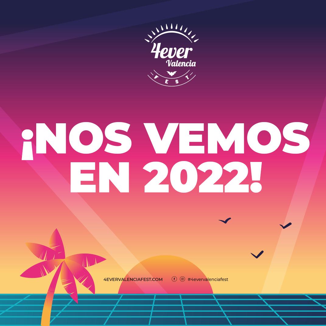 En 2021 no habrá 4Ever Valencia Fest